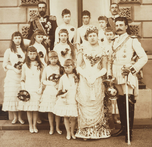 Marriage of Princess Beatrice to Prince Henry of Battenberg