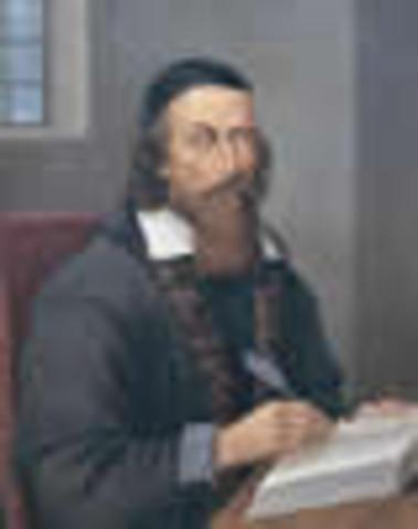 Nascimento de Comenius