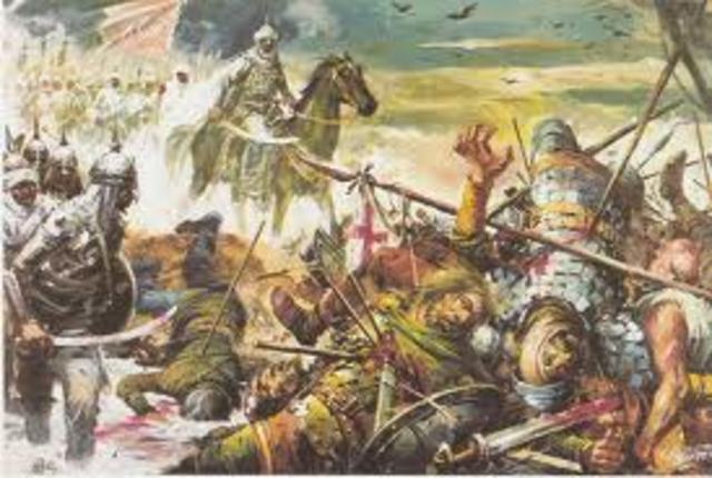 The Battle of Guadalete