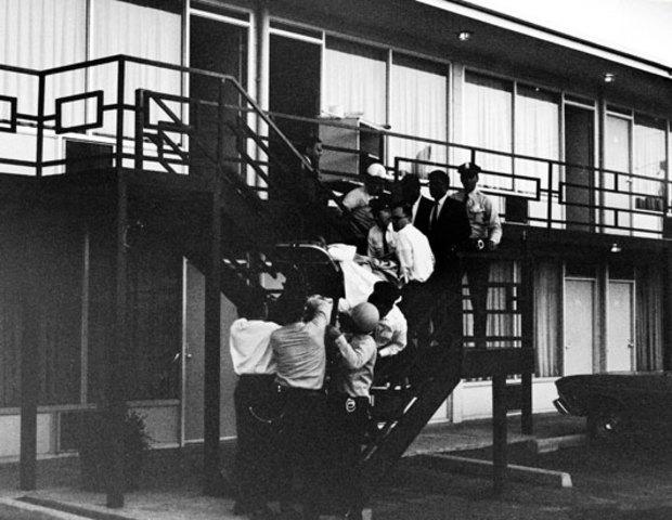 Assasination Of MLK Jr.