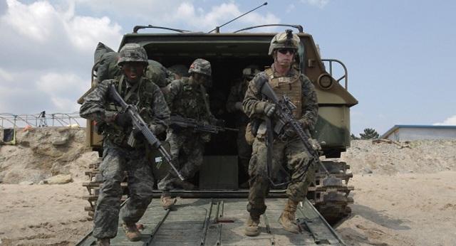 U.S. Withdrawls Troops