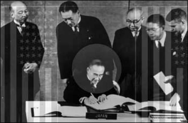 Treaty of Peace with Japan