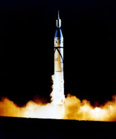 United States launch Explorer 1