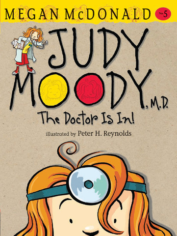 judy moody the docter is in