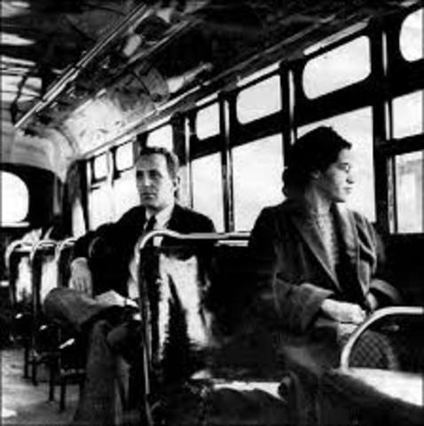 Rosa Parks Incident
