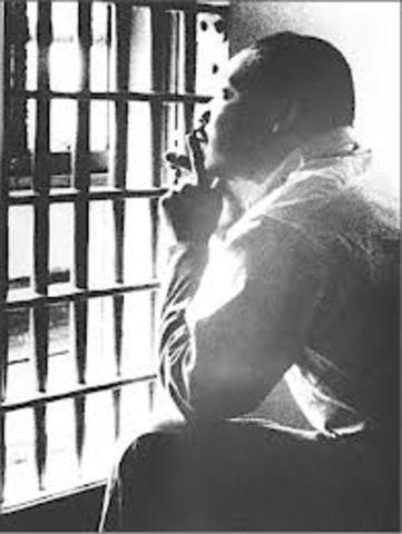 Letter from Berminghan Jail