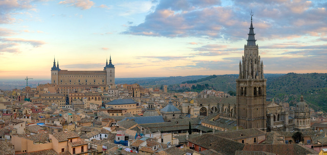 The Fall of Toledo