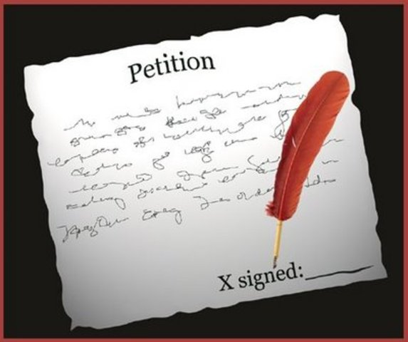 First Petition
