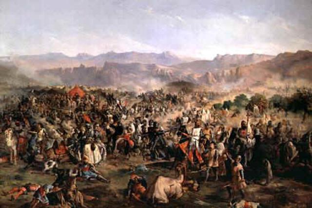 The Battle of Sagrajas/Zallaqa