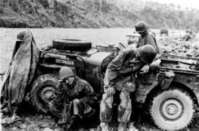 Battle of Heartbreak Ridge