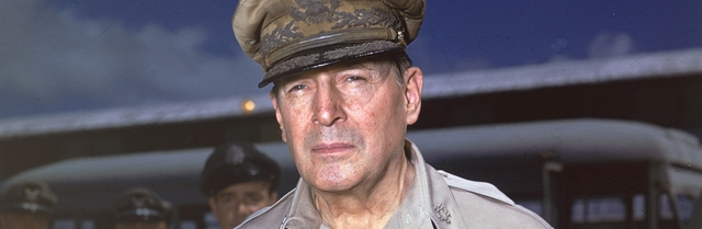 Gen. MacArthur Asked To Step Down