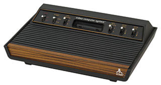 Atari 2600 by Atari