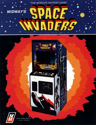 Space Invaders by Midway
