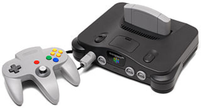 Nintendo 64 by Nintendo