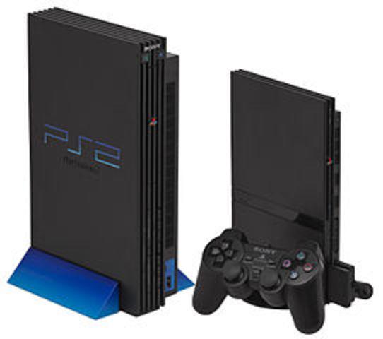 PlayStation 2 by Sony