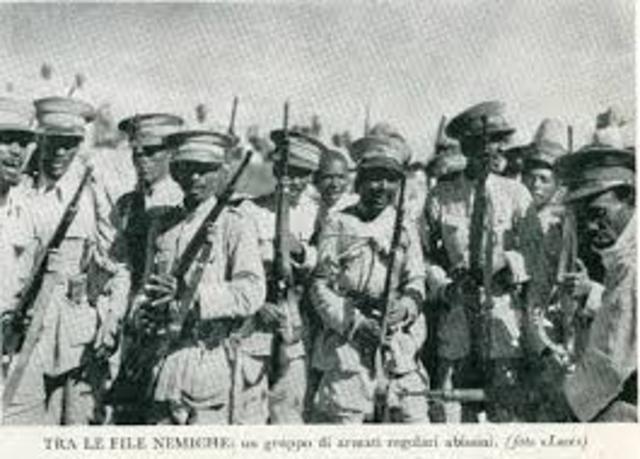 Attack on Ethiopia