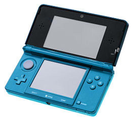 3DS by Nintendo