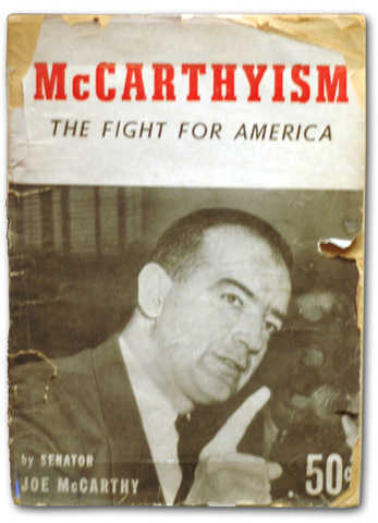 The Red Scare (McCathryism)