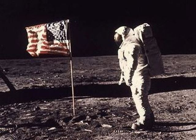 """""""One Small Step for Man"""""""