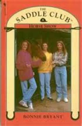The Saddle Club: Horse Show