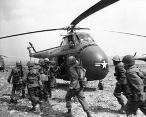 Truman orders American Forces
