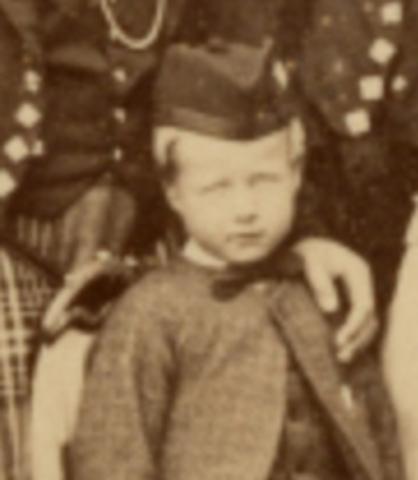 Birth of Victoria Margaret Thomson & Albert John Brown