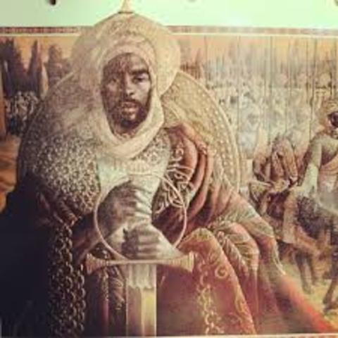 Reign Of Sunni Ali