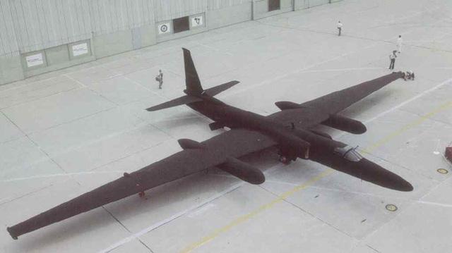 U-2 Plane Shot Down