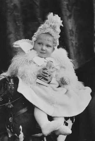 Birth of Victoria Eugenie Julia Ena - Beatrice's only daughter & the first Royal child born in Scotland in nearly 300 years