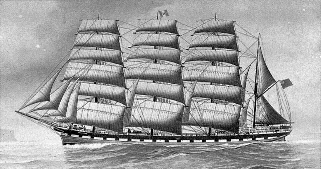Last convict ship