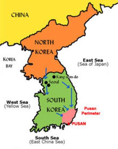 Battle for the Pusan Perimeter