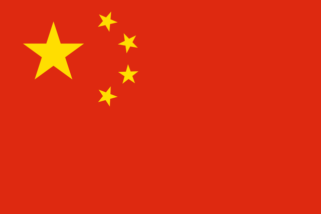 The People's Republic of China is formed