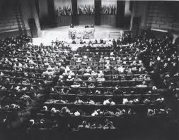 United Nations Born