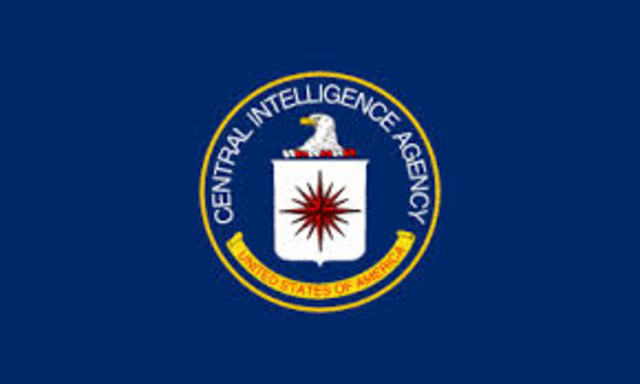 CIA Founded