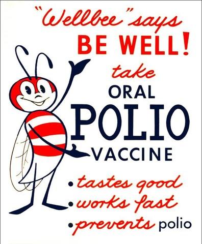 Development of Vaccine for Polio
