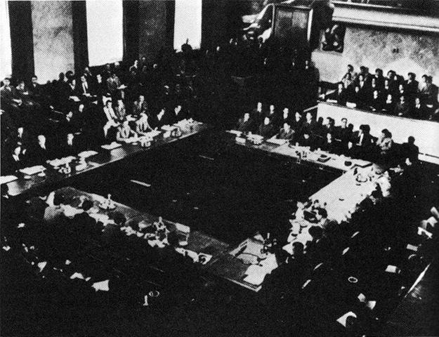 Geneva Accords Divide South Vietnam