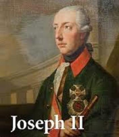 when did joseph II abolish serfdom in austria