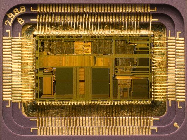 Появление процессора i80486