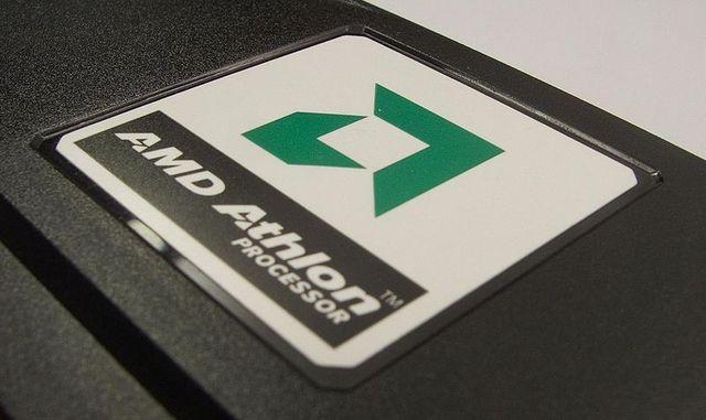 ADM выпустила процессор Athlon K7