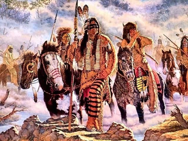 The Lakota War