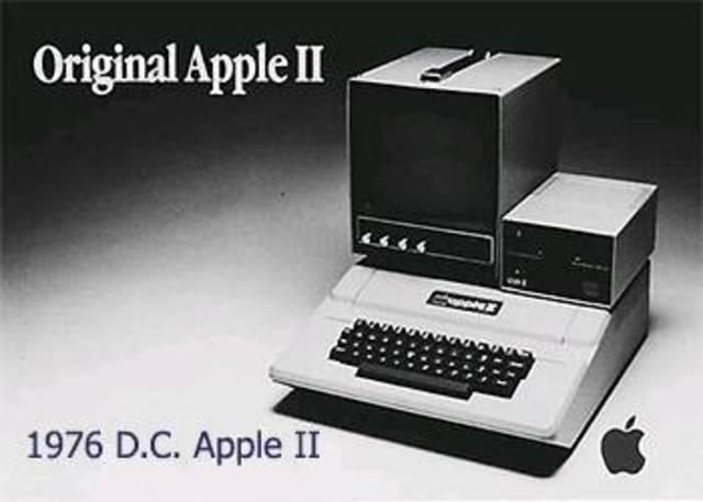 Modelo Apple II
