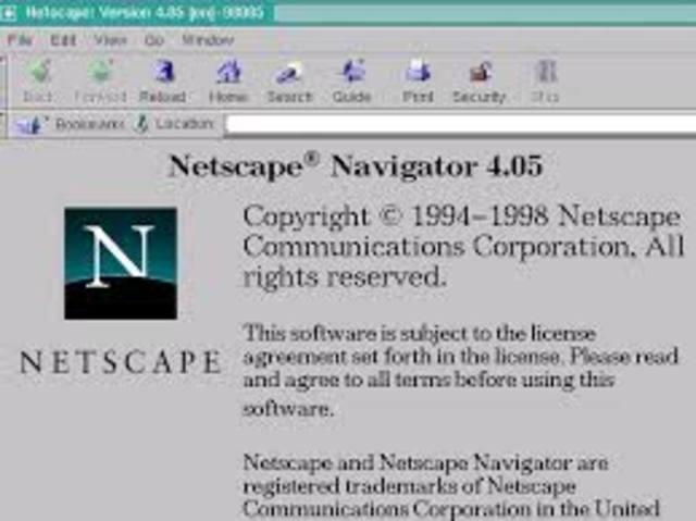 Nestcape Navigator