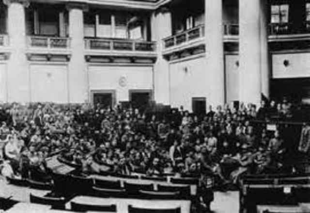 The Provisional Government & The Petrograd Soviet