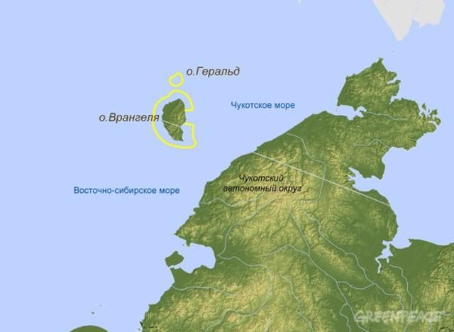 Открытие острова
