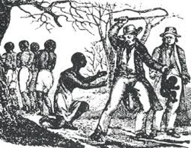 slavery was getting recogniozed