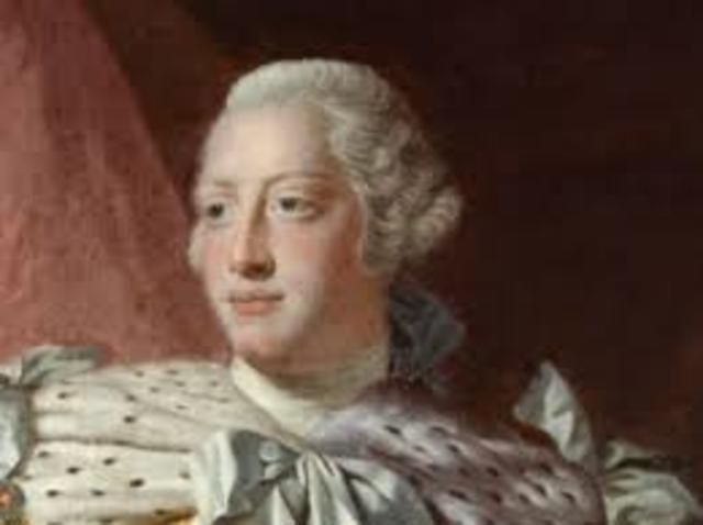 when did george III becomes the king of great britain