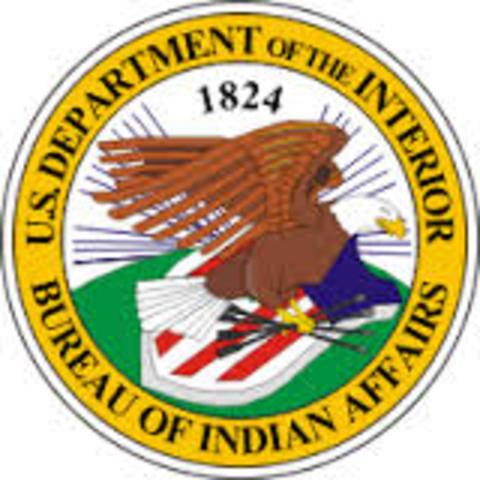 Bureau of Indian Affrairs