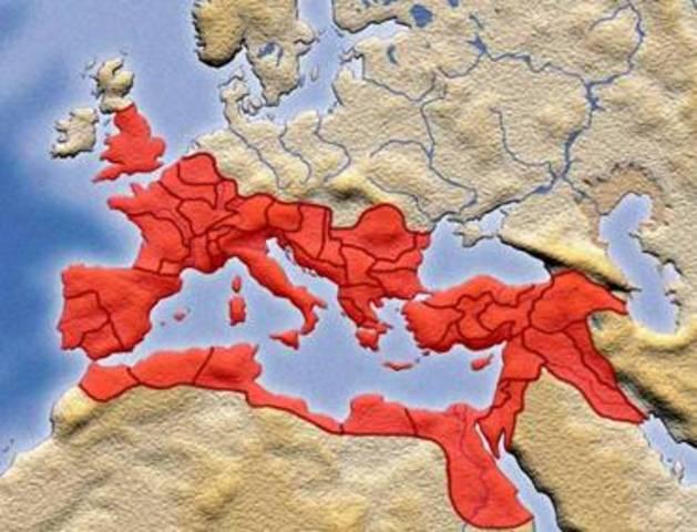 Muslim Empire Reaches It's Furthest Extent