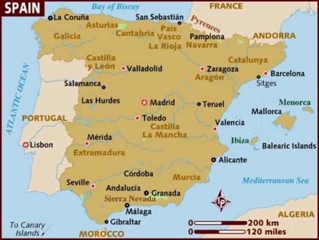 Spain gets occupid