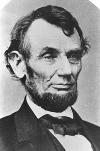 The night Lincoln was shot.